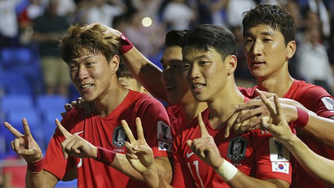 Hwang Ui-Jo netted the only goal of the game.