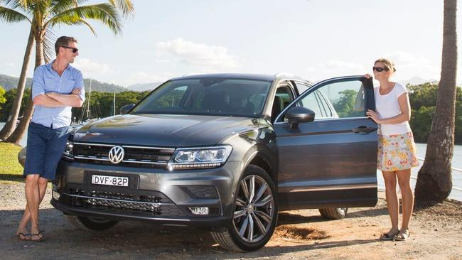 VWu0027s Sporty Tiguan SUV Puts Premium Brands On Notice