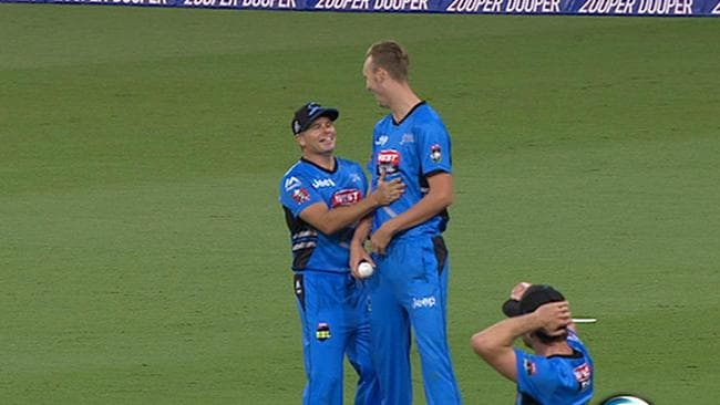 At 21, Billy Stanlake is Australia's tallest bowler running around and stands at 204cm.