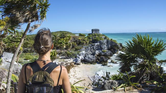 Tourists continuing to travel to Tulum are being met with an ugly reality plaguing the region.