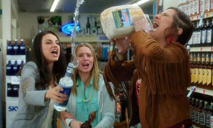 The Bad Moms are back! And they have something to tell you this Mother's Day
