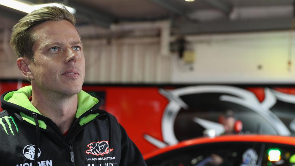 James Courtney Tipped To Remain With Walkinshaw Racing