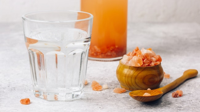 Would you start your day with a salt juice? Image: Pexel.