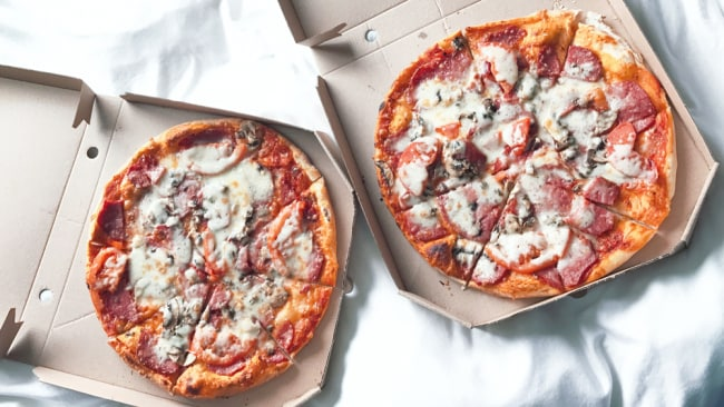 Fresh pizza. Image: Unsplash.