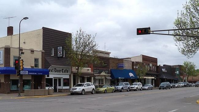 The city of New Richmond, Wisconsin. Picture: Wikimedia