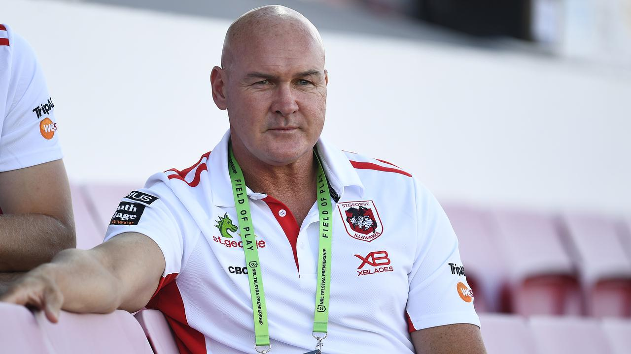 Dragons coach Paul McGregor signed a contract extension.