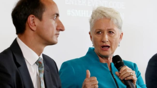 While the tables have turned back around, Kerryn Phelps' victory last year was a game changer. Image: Getty