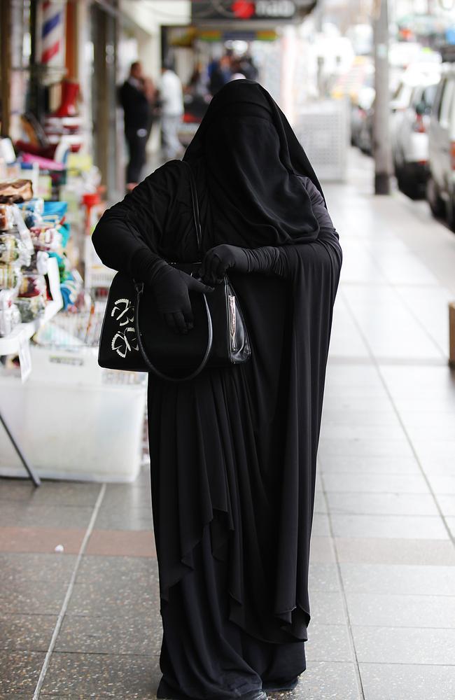 Muslim suburbs in sydney
