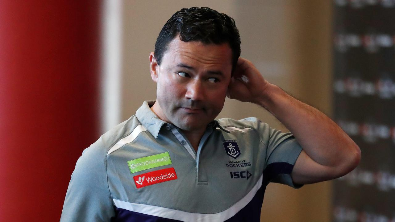 Fremantle football manager Peter Bell is set to arrive in Melbourne.