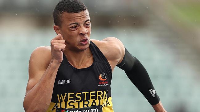 Sasha Zhoya dominates Australian Athletics championships 2019
