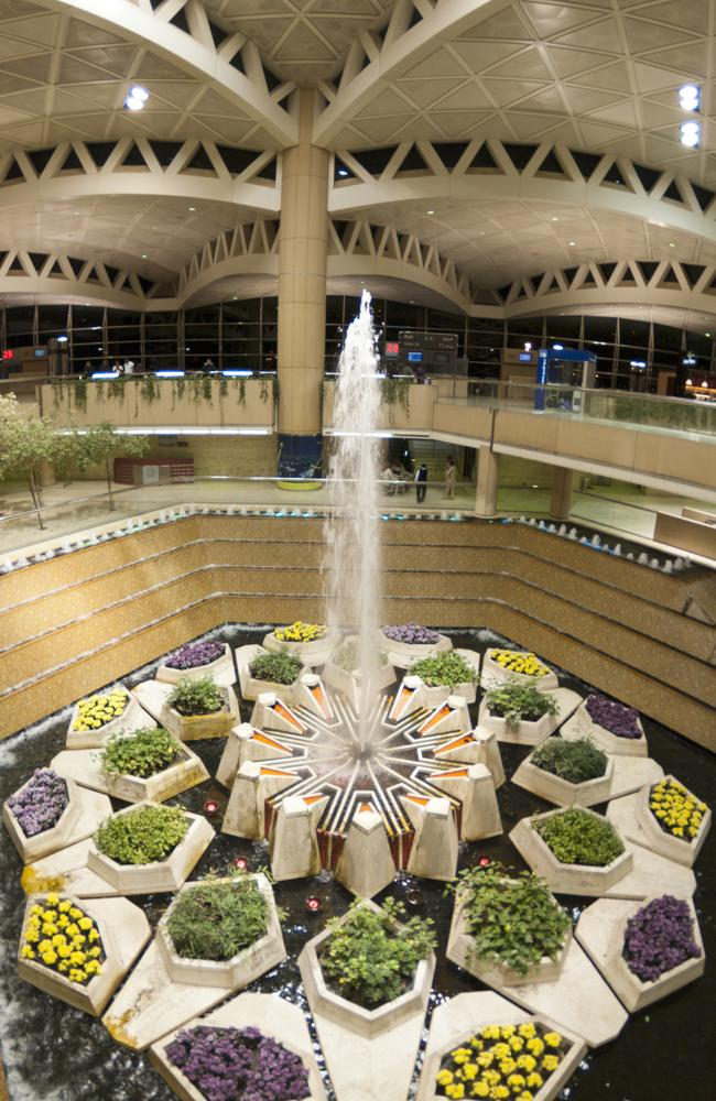 Despite being one of the most beautiful airports, Jeddah's King Abdulaziz International in Saudi Arabia was voted the second worst in the world.