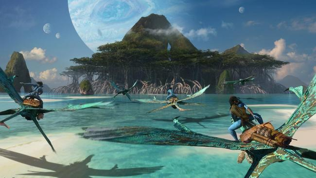 Avatar 2 is coming out next year. Picture: Disney