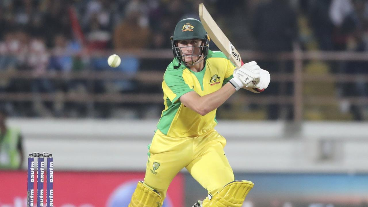 Marnus Labuschagne impressed in his maiden ODI innings.