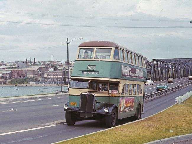 The Sydney Bus Museum At Leichhardt Models Self On London