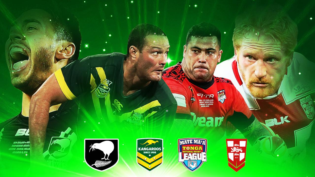Ultimate guide to 2018 end of season rugby league Test matches.