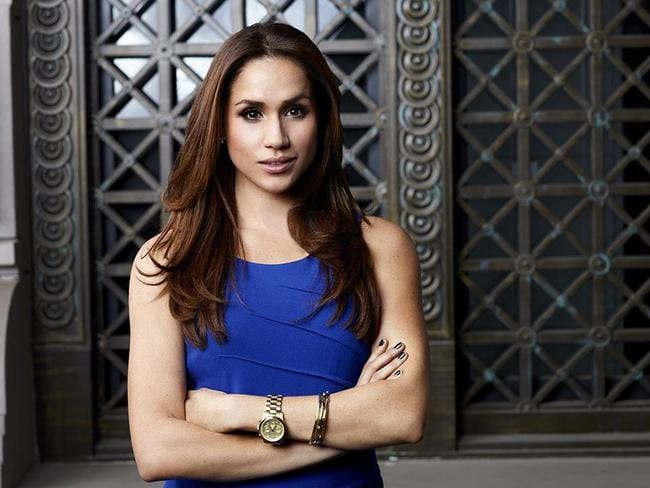 Meghan Markle in TV series SUITS