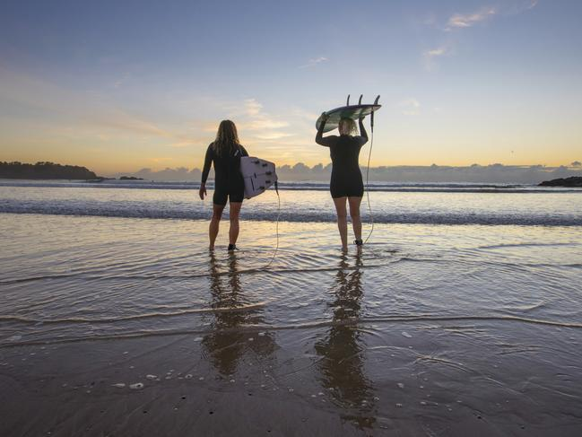 The coastal NSW town of Coffs Harbour came second on the list. Picture: Dallas Kilponen/Destination NSW