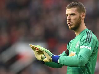 'Golden handshake': United willing to pay keeper $36m to LEAVE club