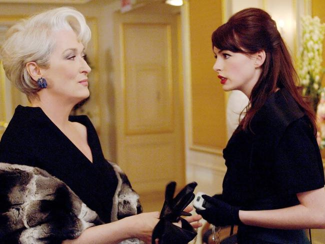 Thank god we don't all have difficult bosses like Miranda Priestly in the Devil Wears Prada.