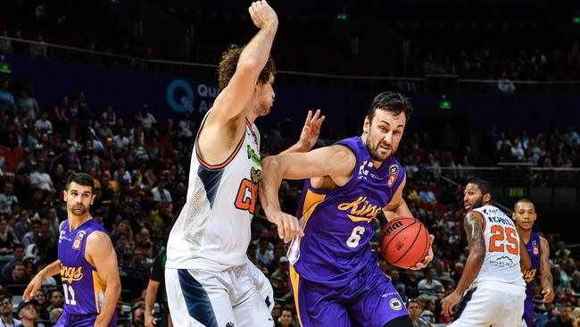 Andrew Bogut says he will be fine to face the Hawks and Melbourne United.