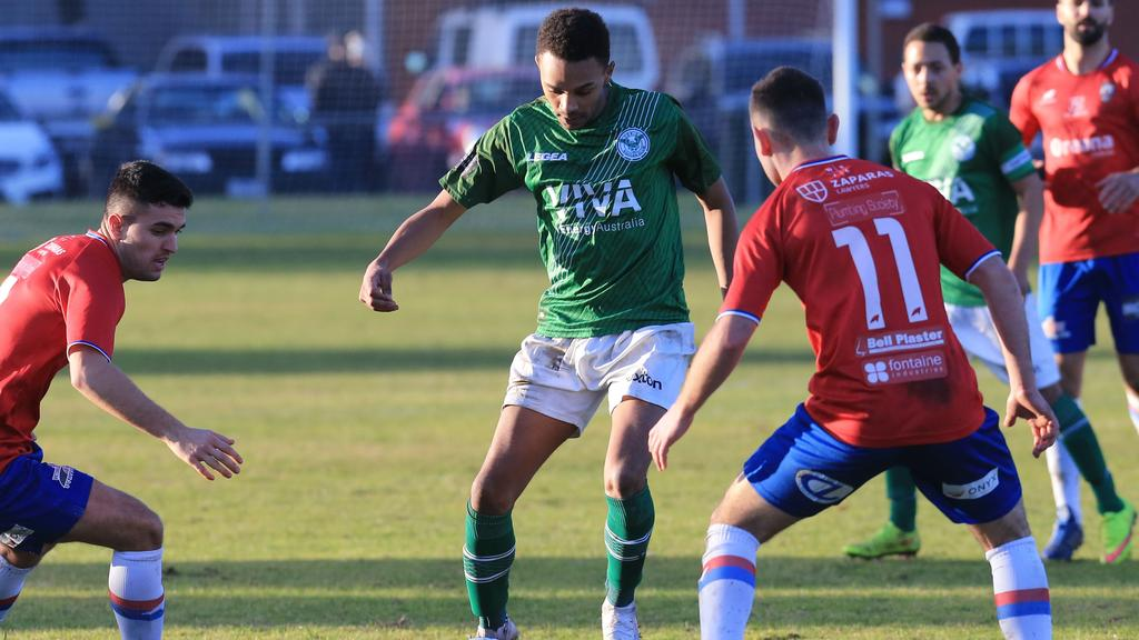 Corio secures valuable points in push for promotion with 2-0