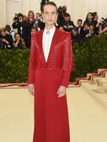 Jordan Roth attends the Heavenly Bodies: Fashion and The Catholic Imagination Costume Institute Gala at The Metropolitan Museum of Art on May 7, 2018 in New York City. Picture: Getty Images