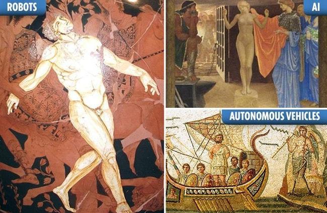Bí ẩn khả năng tiên tri cách đây hàng nghìn năm của người Hy Lạp cổ đại - Ảnh 2.