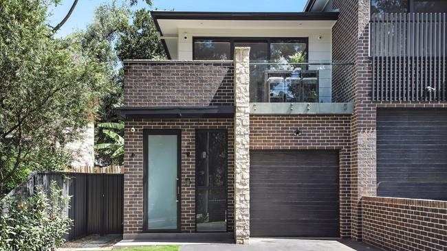 More stock is coming onto the market in the western Sydney suburbs.