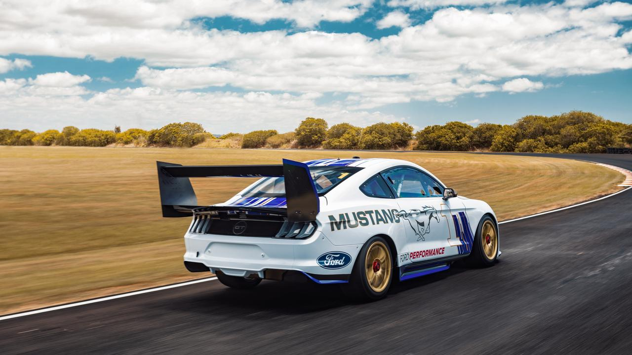 The Ford Mustang will make its debut in Adelaide at the end of the month.