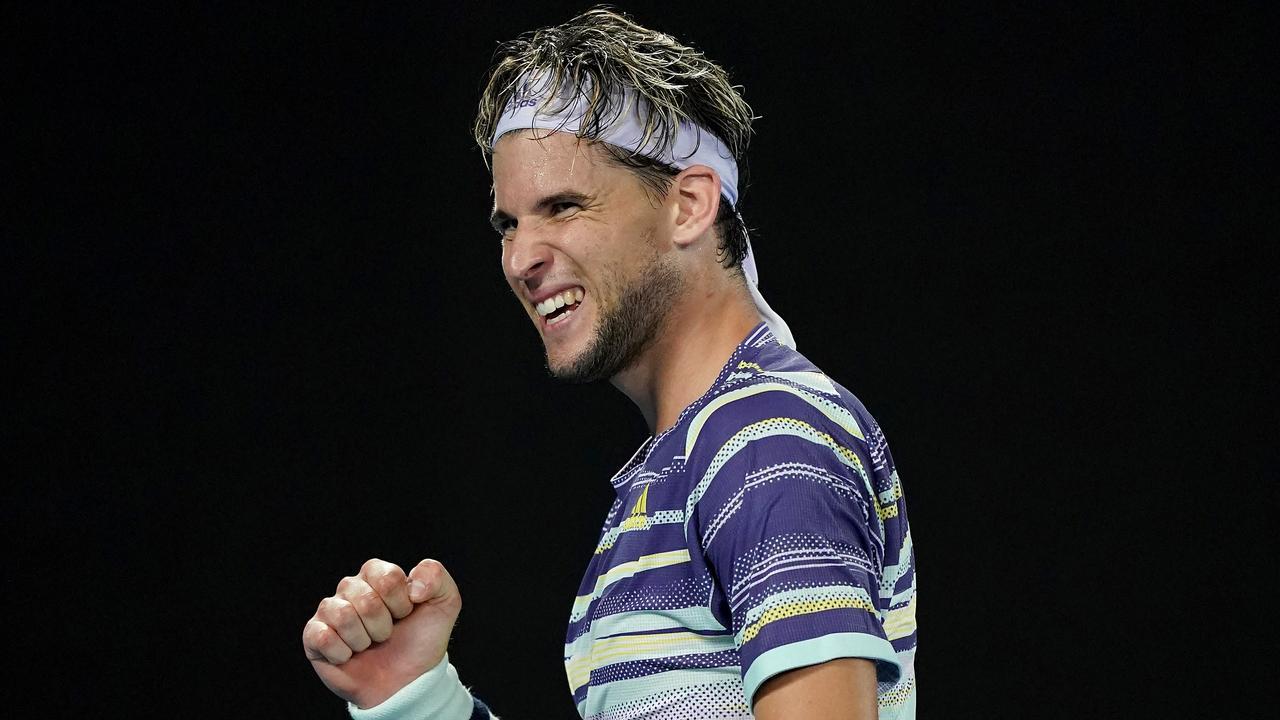 Australian Open 2020: Dominic Thiem def Rafa Nadal; result, score ...
