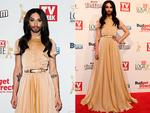 Conchita Wurst on the red carpet at the 2015 Logie Awards at Crown Casino in Melbourne. Picture: Julie Kiriacoudis / Tim Carrafa