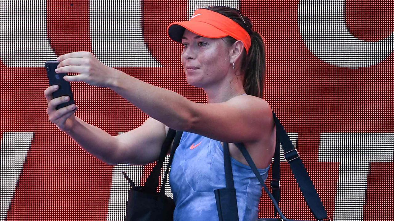 b3fa888ed7e0 There wouldn t be many more recognisable faces in tennis than Maria  Sharapova.