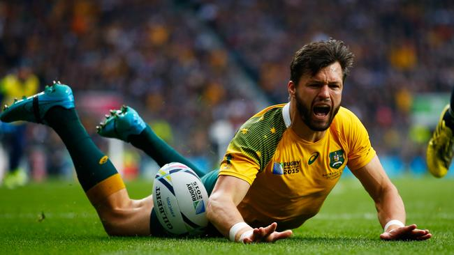 Adam Ashley-Cooper says the Wallabies will draw inspiration from Australia's women's success at the Rio Games.