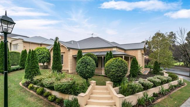 1 Harvard Place, Golden Grove is on the market with LJ Hooker Greenwith/ Golden Grove/ Mawson Lakes and has an asking price of $759,000 to $799,000.