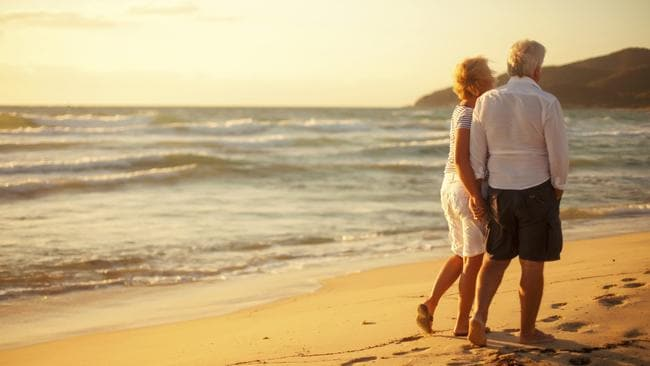 Financial strategies don't stop at retirement for those who want to help their family.