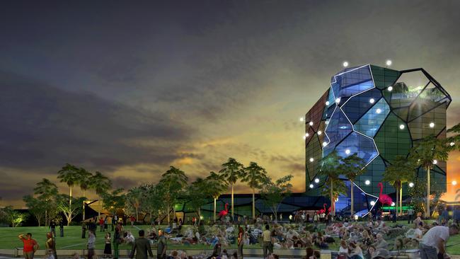 $1.2 million plan to develop Gold Coast culture