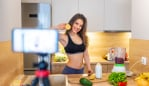 Don't listen to the toxic fitspo stream, every body is beautiful. Image: iStock