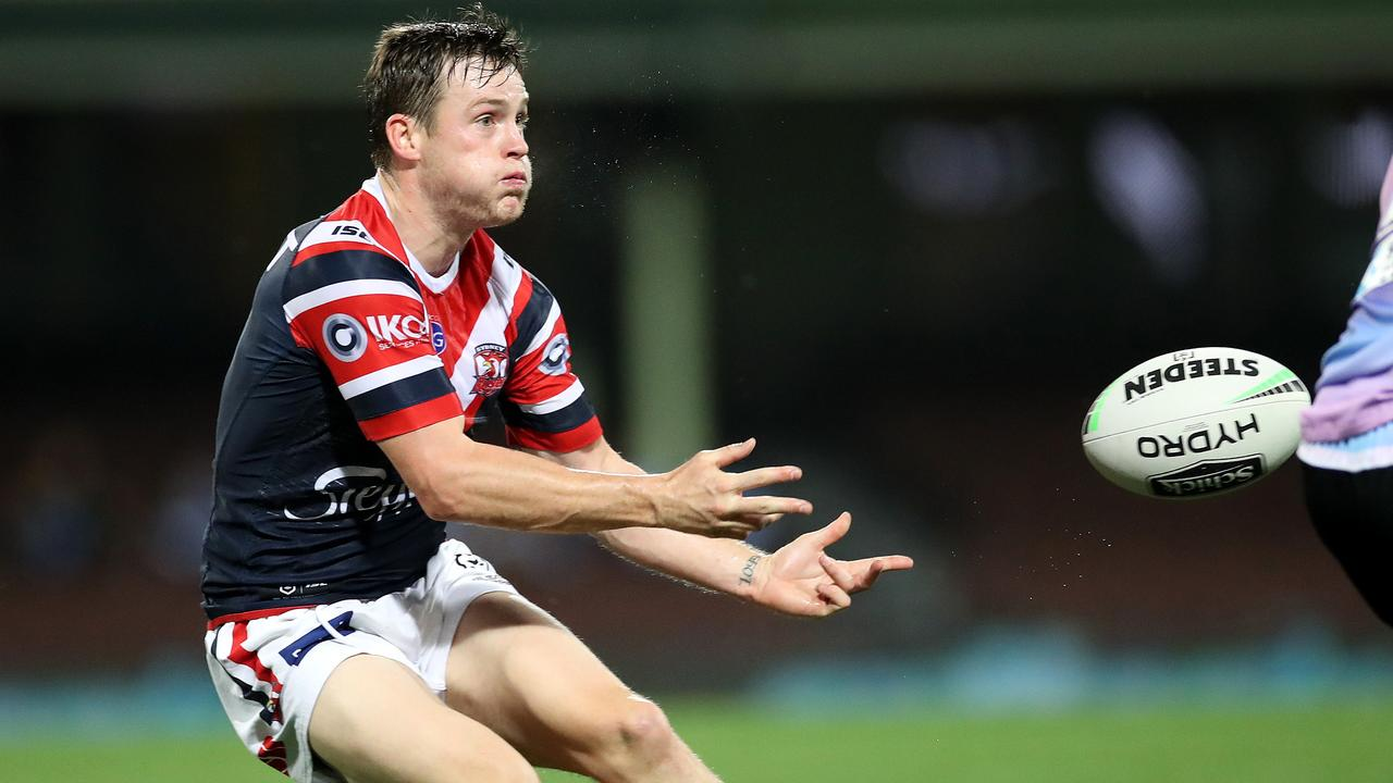 Luke Keary will be the Roosters' most important player in the finals. Phil Hillyard