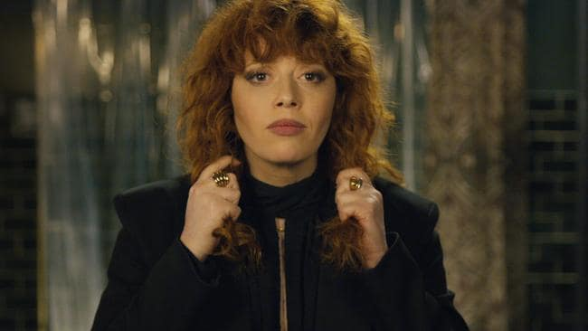Russian Doll is Natasha Lyonne's first writing credit