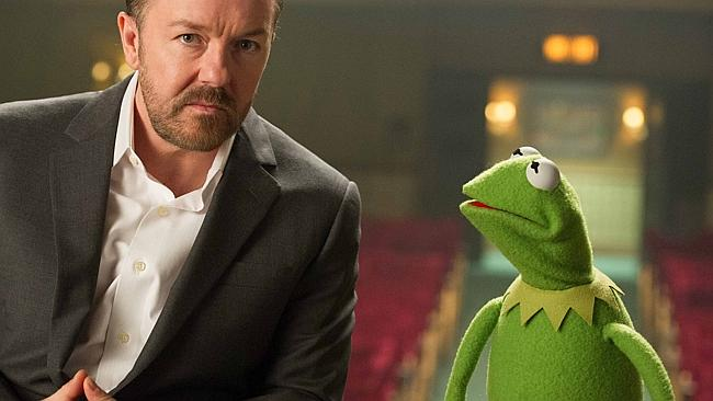 Everyone has a talent, even if they haven't found it yet, says Kermit. Picture: AP Photo/Disney, Jay Maidment