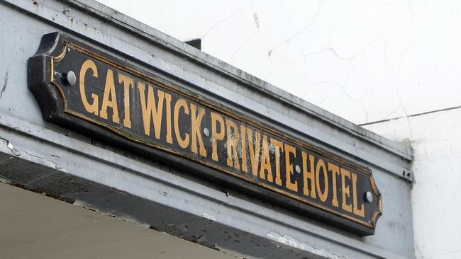 Notorious Gatwick Hotel's secrets laid bare in documentary | Herald Sun