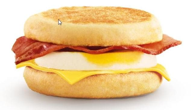 Mcdonald S All Day Breakfast In Australia Launches With Mcmuffins Falling From Sky