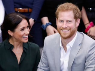 The Royal couple graced our shores back in October. Image: Chris Jackson/Getty.