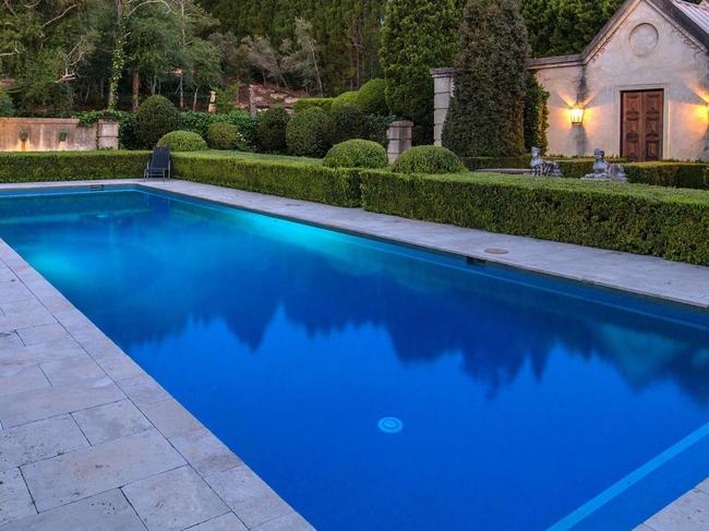 The 25m lap pool is sure to make a splash.