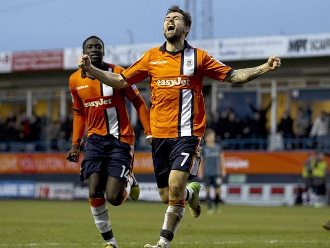 Luton look set to return to League One for the first time since 2008.