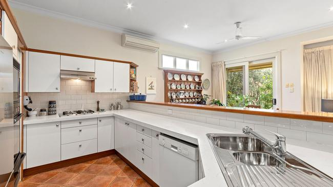 The buyer planned to renovate the house.