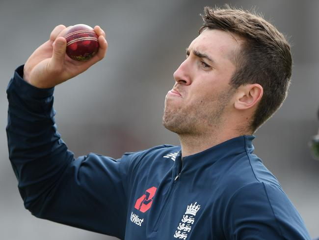 Craig Overton will play in just his fourth Test match in a must-win battle.