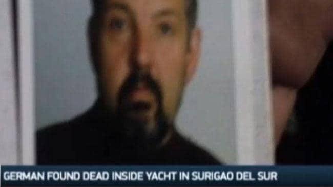 Decomposing body of German found inside yacht