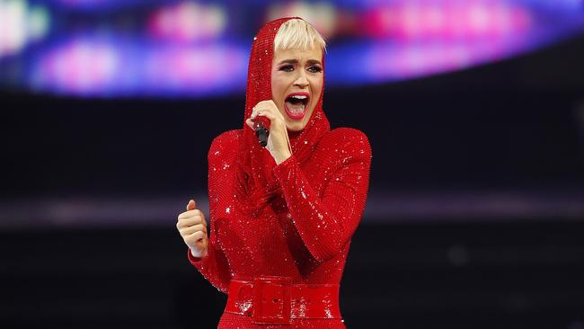 The pop star took home a tidy pay cheque this year. Photo: Josh Woning/AAP