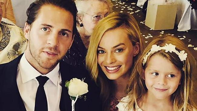 Suicide Squad star Margot Robbie and director Tom Ackerley